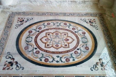 white-marble-inlay-Design-brass-inlay-in-wood-furniture